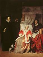 The Patient and the Doctor, 1660s