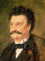 Johann Strauss the Younger, 1895