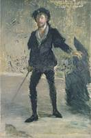 Jean Baptiste Faure in the Opera Hamlet by Ambrois