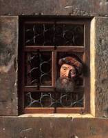 Man at a Window, 1653