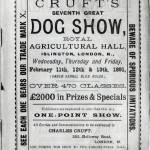 """""""Poster advertising Cruft"""