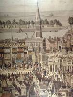 The Coronation Procession of King Edward VI