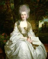 A Portrait of Dorothy Vaughan, Countess of Lisburn