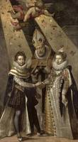 The Marriage of Louis XIII King of France and Nava