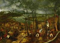 The Gloomy Day - Spring, 1559
