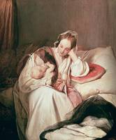 A Mother's Love, 1839