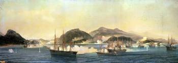 The Second Battle of Shimonoseki, 5th September 18