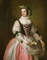 Portrait of Frances Macartney, c.1745