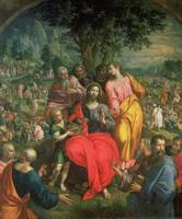 The Feeding of the Five Thousand, c.1590
