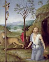St. Jerome in the Desert, c.1499-1502