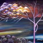 """""""Mystic Evening"""" by mkanvinde"""