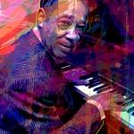 """Duke Ellington At The Piano"" by DavidLloydGlover"