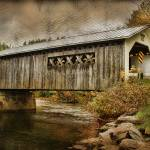"""Comstock Bridge 2012"" by DBenoit"