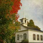 """Franklin Church"" by DBenoit"