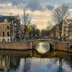 """Amsterdam Bridges"" by AnnG"