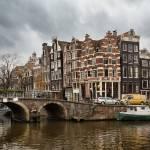 """Amsterdam in December"" by AnnG"