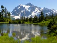 His Majesty Mount Shuksan