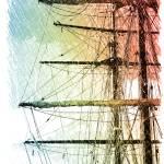 """Resting in Harbor"" by Groecar"