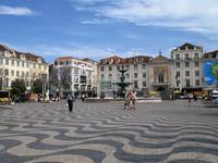 Rossio Heart of Lisbon