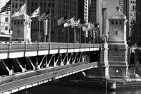 DuSable Bridge in Chicago