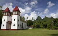 Moorea Church