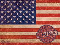 American Flag Made In China