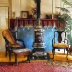 """""""Cozy Victorian Parlor"""" by susansartgallery"""