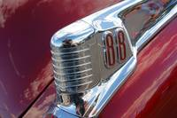 Oldsmobile 88 Fin Detail