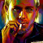 """Jax Teller - Sons of Anarchy"" by lauraferreira"