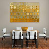 Circles and Squares 30- Interior Decorator Room In