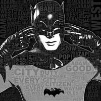 TV Batman Adam West and Quotes
