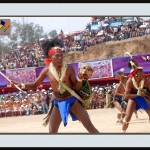 """The Wancho are a tribal people inhabiting the Patk"" by chowbilaseng"
