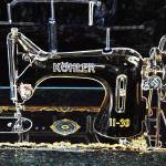 """The Sewing Machine"" by Groecar"