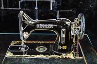 The Sewing Machine by Carol Groenen