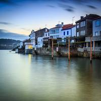 Fishing Town of Redes Galicia Spain