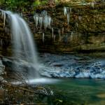 """Black Fork Falls"" by Pipevinestudio"