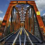 """Train Trestle"" by richielmt"