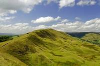 Rushup Edge from Mam Tor (29654-RDA)