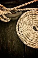 Cleat & Rope