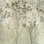 """Wildflower silhouettes"" by CoraNiele"