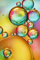 Pretty Drops of Rainbow Oil II