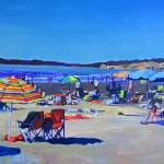 """La Jolla Shores San Diego California"" by BeaconArtWorksCorporation"