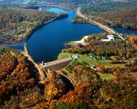 East Brimfield Lake and Dam
