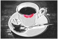 Coffee and Lipstick