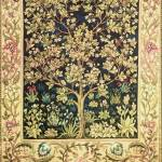 """William Morris Tree Of Life Vintage Pre-Raphaelite"" by masterpiecesofart"