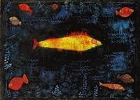 Paul Klee The Goldfish Golden Fish Gold Fish