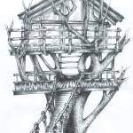 """""""treehouse branching"""" by GrayDesign"""