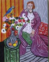 Matisse's Macaw