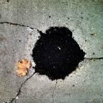 """Abstract Sidewalk"" by csbrown81"