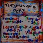 """teardrops of a poet"" by songsforseba"